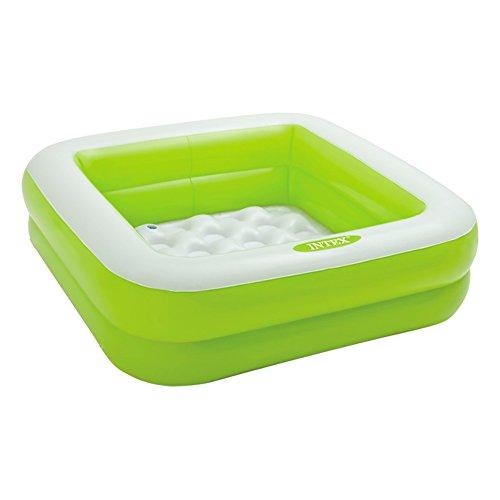 Intex Babypool Play Box Pool, Farblich Sortiert, 85 x 85 x 23 cm