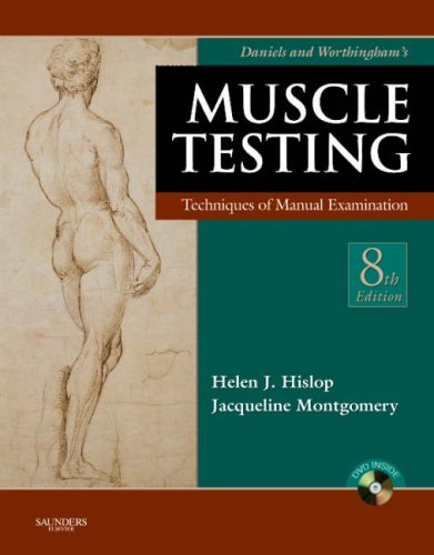 Download Daniels and Worthingham's Muscle Testing