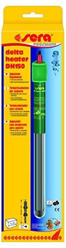 Sera 8705 Delta Heater 150 W - Ein schockresistenter Regelheizer in Besonders Schlanker Ausführung mit Überhitzungsschutz