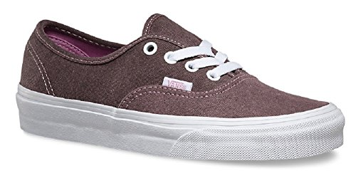 Vans U Classic Slip-on, Baskets mode mixte adulte (Washed 2-tone) Pink/True White