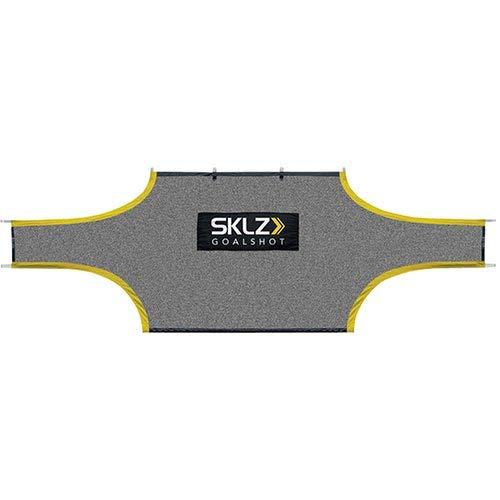 SKLZ Goalshot Tornetz, schwarz/Gelb, One Size
