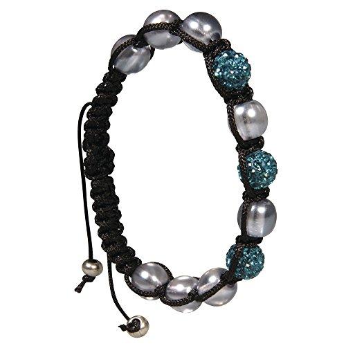 rayher-hobby-14567000-bp-bracelet-shamballa-saphir-gris-clair
