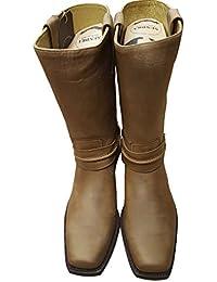 c2f84773a98 Amazon.co.uk: Cowboy Boots - Boots / Men's Shoes: Shoes & Bags