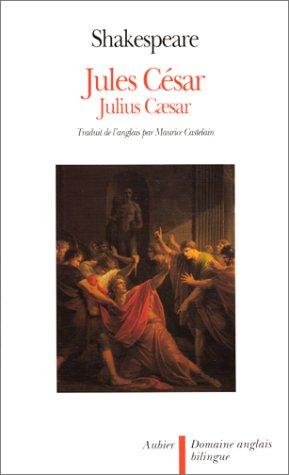 JULES CESAR par William Shakespeare