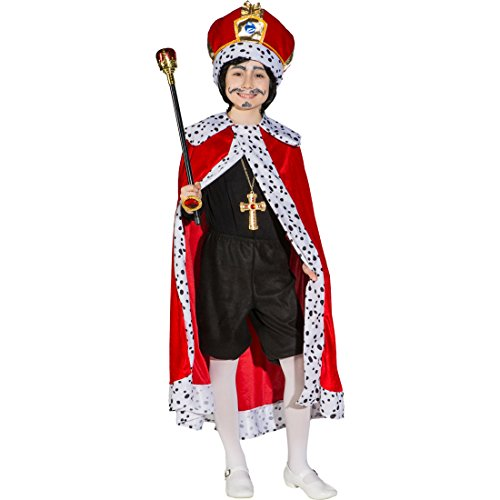 - Königlicher Prinz Kostüm Jungen