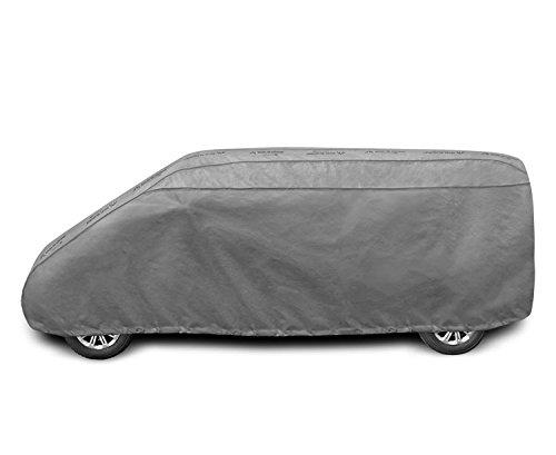 Kegel - Schutzbezug für das ganze Auto L500 - MOBILE GARAGE - Abdeckung Vollgarage Autoplane Ganzgarage KEG-MOB-L500-09