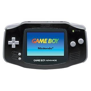 Game Boy Advance Console - Black