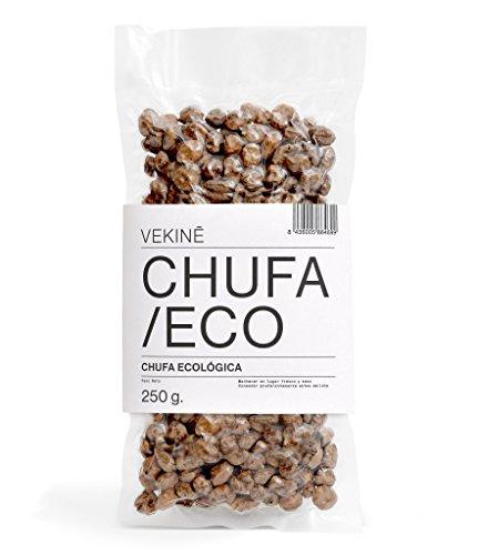 Chufa Ecologica 500 gr VEKINE | 2 unidades X 250gr en total 500gr Chufa Organic tiger nut Para hacer horchata o comer cruda
