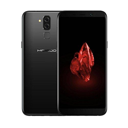 Routinfly MEIIGOO S8 Smartphone Android 7.0 Dual-IMEI-CPU Octa-Core-RAM 4 GB 6.1 Zoll (Black)