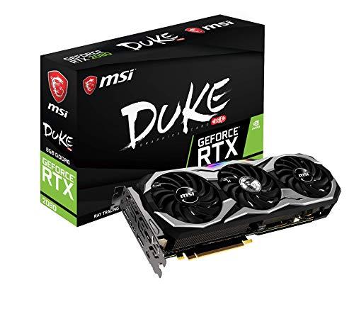 MSI V372–003R scheda grafica NVIDIA GeForce RTX 20808192MB
