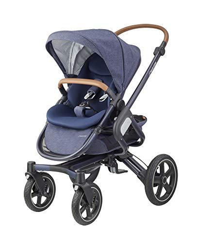 Maxi-Cosi 1303737110 Nova Poussette 4 roues pour enfants de la naissance à environ 3 5 ans Bleu