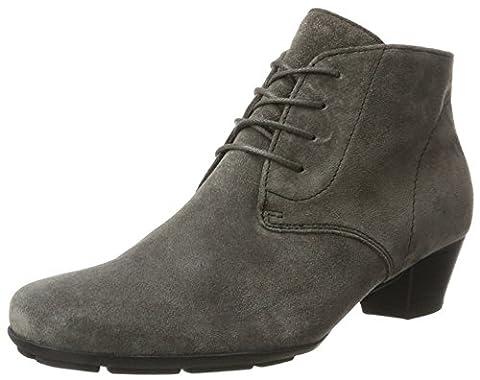 Gabor Shoes Damen Gabor Basic Stiefel, Grau (10 Lupo), 39 EU