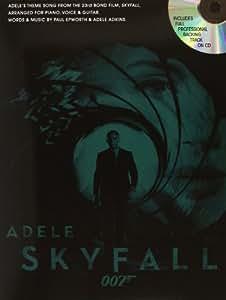 Adele: Skyfall - James Bond Theme (With Backing CD)