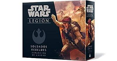 STAR WARS-Soldats Rebelles (Fantasy Flight Games ffswl05)