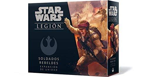 STAR WARS-Soldaten Rebellen (Fantasy Flight Games ffswl05)