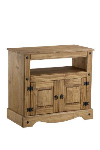 birlea-corona-meuble-tv-avec-portes-pin-cire