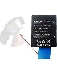 Reloj Inteligente Batería LQ-S1 Batería de Litio Recargable con Capacidad 420MAH