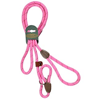 Oakberry Range Mountain Rope Slip Lead, 60-inch, Pink 4195IgjuISL