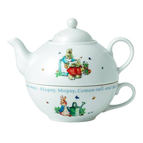 Peter Rabbit Wedgwood (Wedgwood Peter Rabbit Tea for One, by Wedgwood)