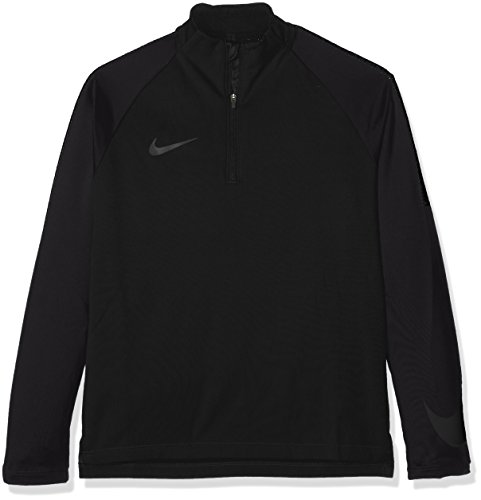 Nike Jungen Dry Squad Drill Longsleeve, Black, XS -