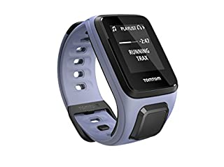 TomTom SPARK Cardio + Music - Montre GPS Multisports - Bracelet Fin - Violet (B0158KTKAM) | Amazon Products