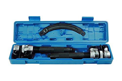 Laser 7018Gewindefahrwerk Spring compressor-heavy Pflicht - Coil Spring Compressor Tool
