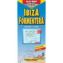 Ibiza Formentera : 1/90 000
