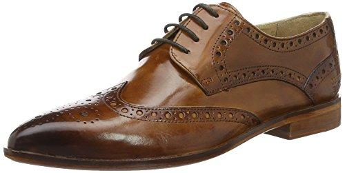 Melvin & HamiltonJessy 6 - Scarpe stringate Donna , marrone (Braun (Crust Wood LS NAT.)), 40