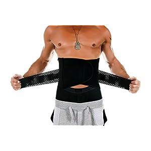 Unisex Rücken stärkender Miedergürtel Taillenformer, 5004