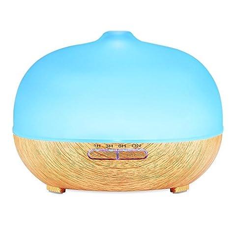Elektrische Ultraschall-Luftbefeuchter Cool Mist Luftbefeuchter für Zuhause, Yoga, Büro, SPA,