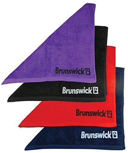 brunswick-balltuch-solid-towel-aus-baumwolle-gegen-ol-und-fett-auf-dem-bowlingball-farberot