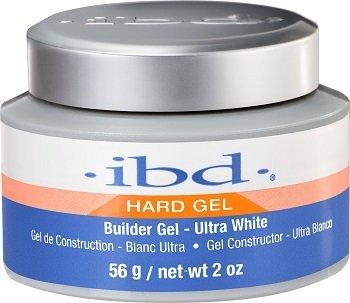 IBD Builder Gel-Hart-Ultra Weiß 56g/60 - White Builder Gel