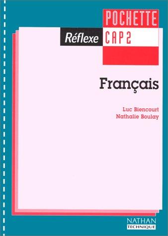 Français, CAP 2 : pochette de l'élève