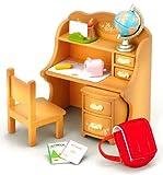 Sylvanian Families study desk Settoka -3...