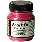 Pigmentos Pearl Ex .75oz Color Rosa Flamenco