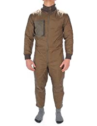 German Army Overalls Coveralls Undersuit Zip Tanker Combi Kombi Suit