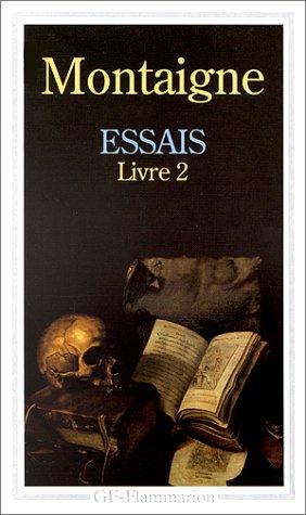 Essais, livre 2