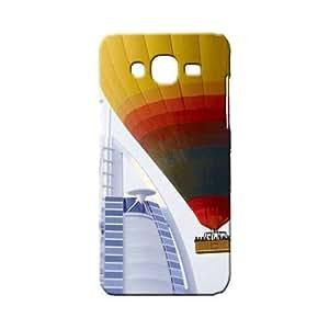 BLUEDIO Designer 3D Printed Back case cover for Samsung Galaxy A3 - G4586