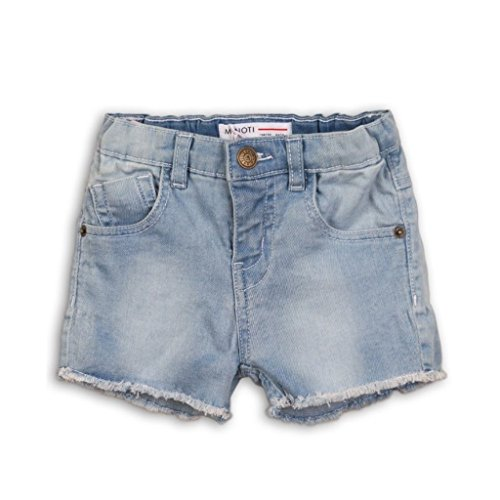 Minoti Jeans Co Girls Denim Summer Shorts Ages 3-8 Years Available