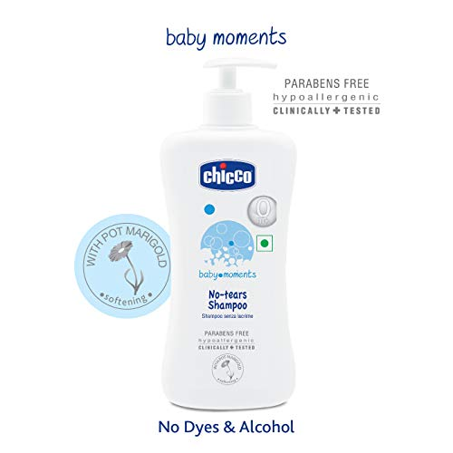 Chicco No-Tears Shampoo (500ml)
