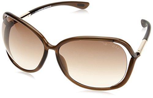 Tom Ford Sonnenbrille 76 (63 mm) Marrón, 63