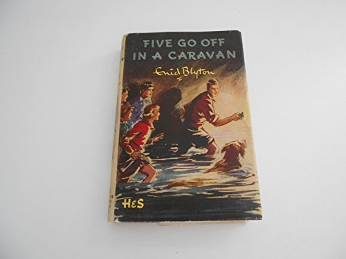 Five go off in a caravan ; Five on Kirrin Island again