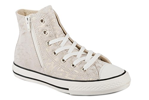 CONVERSE 659019C CT AS HI SIDE ZIP SNEAKERS Mädchen STONE 32 -