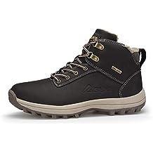187f5fef1bd8 ZOEASHLEY Winterschuhe Herren Wasserdicht Trekking Wanderstiefel Schnee  Stiefel mit Warm Gefüttert Gr.39-46