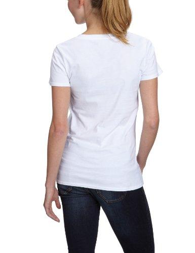 DC Shoes Becerra T-shirt pour femme Blanc