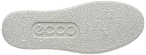 ECCO Soft 1, Scarpe da Ginnastica Basse Uomo Grigio (Warm Grey)