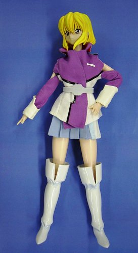 GUNDAM SEED DESTINY STELLAR LOUSSIER 12 ACTION FIGURE (JAPAN IMPORT)