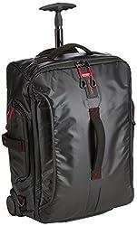 Samsonite Paradiver Light Duffle on Wheels 55cm Backpack Black