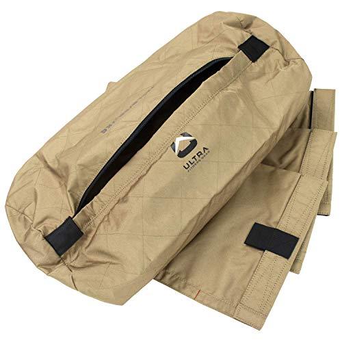 Ultra Fitness Gear Handless Sandbag -125 Lb Fillable Heavy Duty Workout  Sandbags Functional Strength Training, Dynamic Load Exercises, Crossfit,