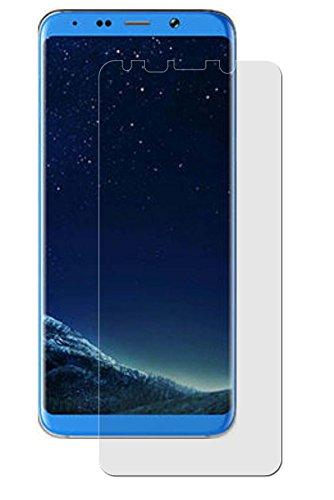 Bluboo S8 Plus - 3x seidenmatte Premium Folie Antireflex - Antifingerprint - Schutz Folie - Schutzfolie